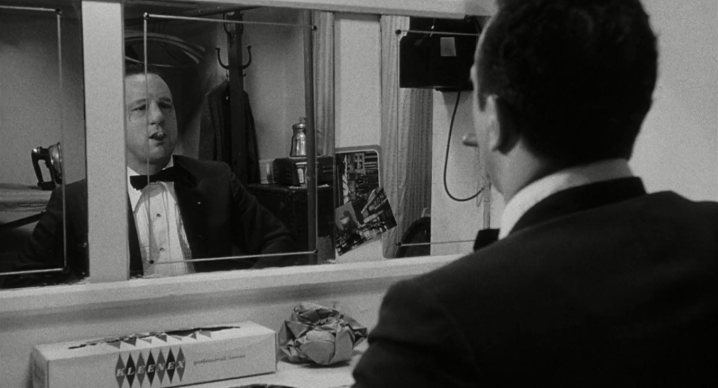 jake lamotta, robert de niro, mirror, lustro, lustra, raging bull, wściekły byk