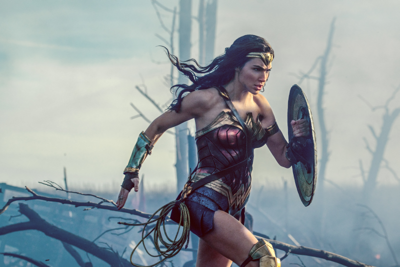 Wonder Woman, Gal Gadot, super hero, feminizm, batman, DC, film, kino