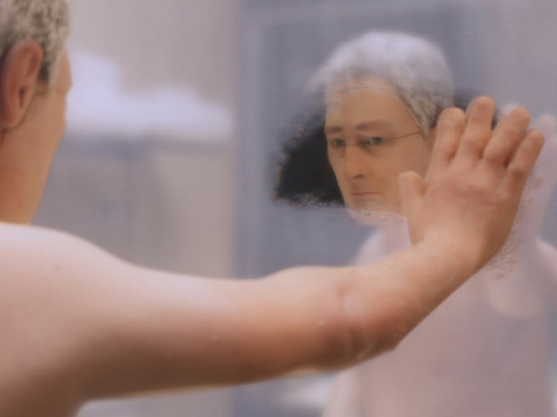 Anomalisa, Jennifer Jason Leigh, David Thewlis, Tom Noonan, Michael Stone, Lisa, animacja, stop motion, Duke Johnson, Charlie Kaufman