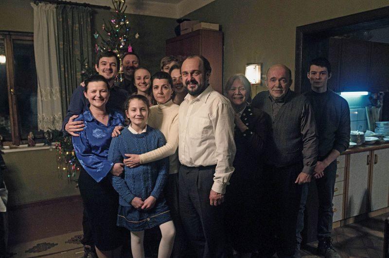 Cicha noc, Dawid Ogrodnik, Arkadiusz Jakubik, Piotr Domalewski, wigilia, święta