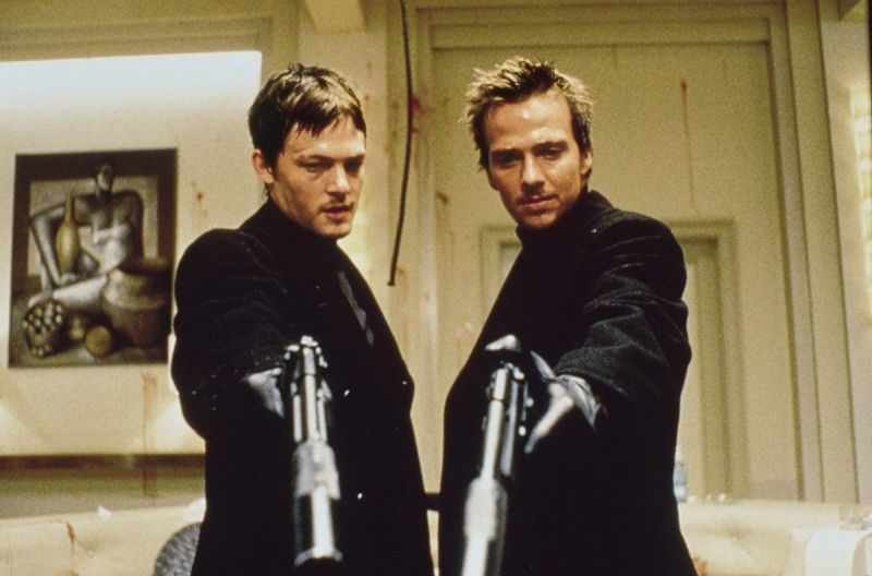 Święci z Bostonu, The Boondock Saints, Willem Dafoe, Sean Patrick Flanery, Norman Reedus, Billy Connolly