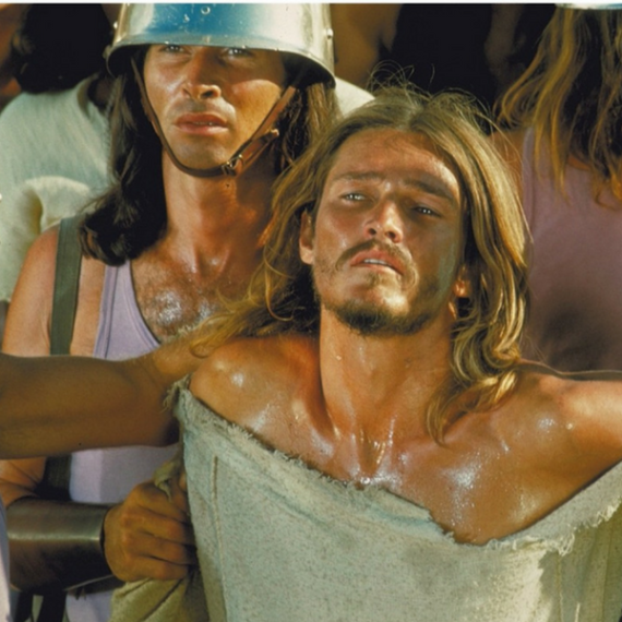 Jesus Christ Superstar, Ted Neeley, Carl Anderson, Andrew Lloyd Webber, Yvonne Elliman, Barry Dennen, musical, Norman Jewison, Tim Rice