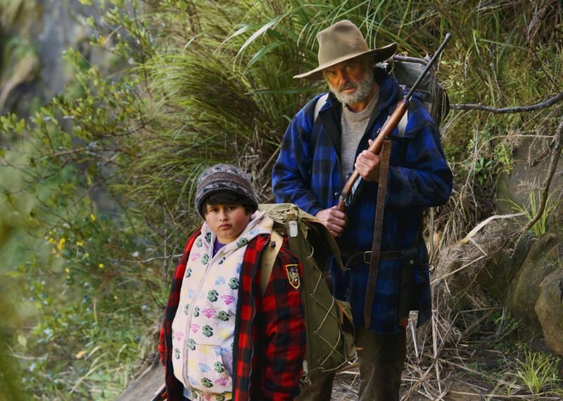 Sam Neill, Dzikie łowy, Hunt for the Wilderpeople, Taika Waititi to nie o tym, tonieotym