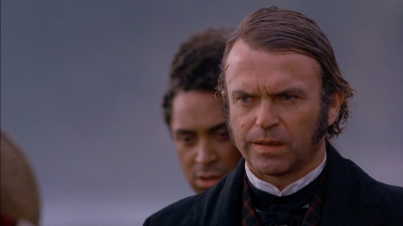 Sam Neill, Fortepian, The Piano, to nie o tym, tonieotym, Holly Hunter