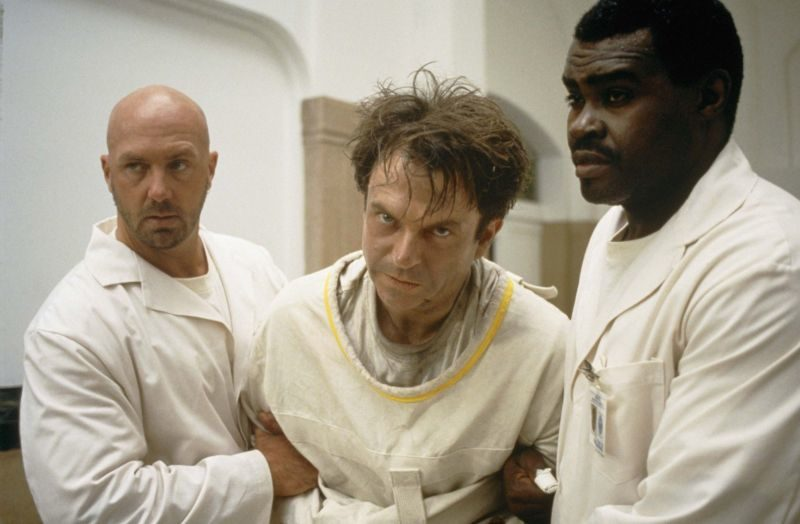 Sam Neill, In the Mouth of Madness, John Carpenter, to nie o tym, tonieotym