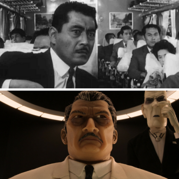 Wes Anderson, Wyspa psów, Isle of Dogs, Akira Kurosawa, Toshiro Mifune, Bryan Cranston, pies, animacja, Japonia