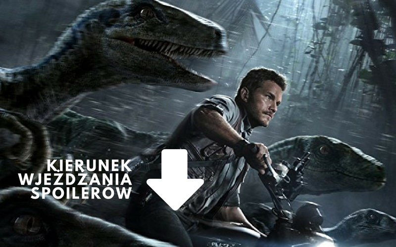Jurassic World Upadłe królestwo, Jurassic World, Jurassic Park, Chris Pratt, Bryce Dallas Howard, J.A. Bayona, Derek Connolly, Colin Trevorrow, Jeff Goldblum