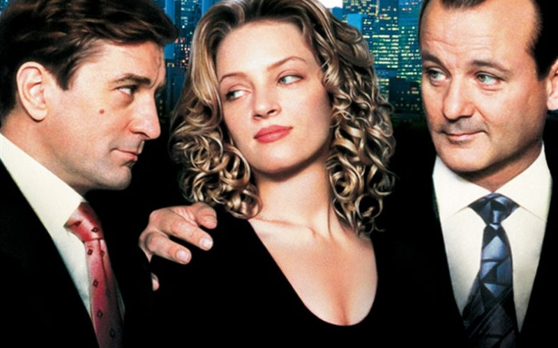 Dziewczyna gangstera, Mad Dog and Glory, Robert De Niro, Uma Thurman, Bill Murray, David Caruso, komedia, John McNaughton, to nie o tym, tonieotym
