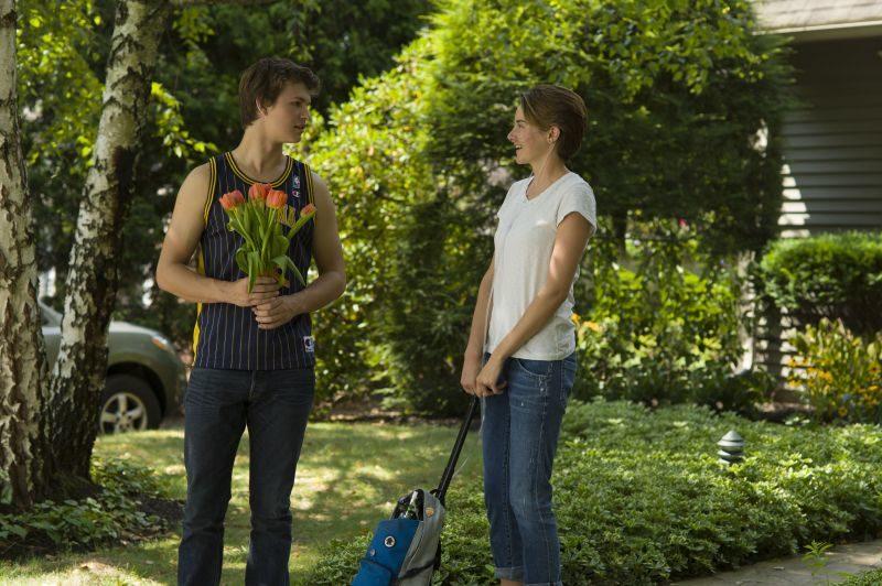 Gwiazd naszych wina, The Fault in Our Stars, Josh Boone, Shailene Woodley, Ansel Elgort, dramat, miłość, złamane serce