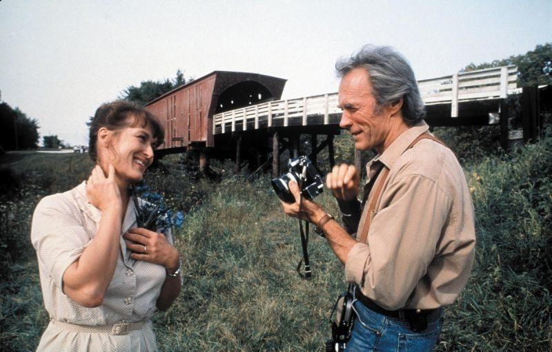 Co się wydarzyło w Madison County, The Bridges of Madison County, Clint Eastwood, Meryl Streep, dramat, miłość, złamane serce