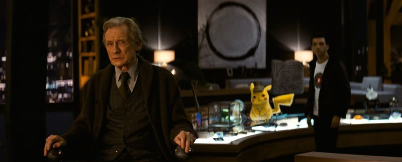 Pokemon, Detektyw Pikachu, komedia, pokemon, Rob Letterman, Ryan Reynolds, Justice Smith, Kathryn Newton, Ken Watanabe, Bill Nighy