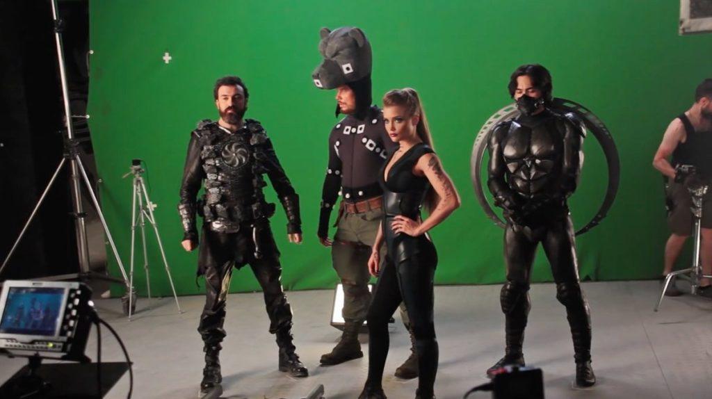 the guardians, superhero, superbohater, russian avengers, zashchitniki, strażnicy