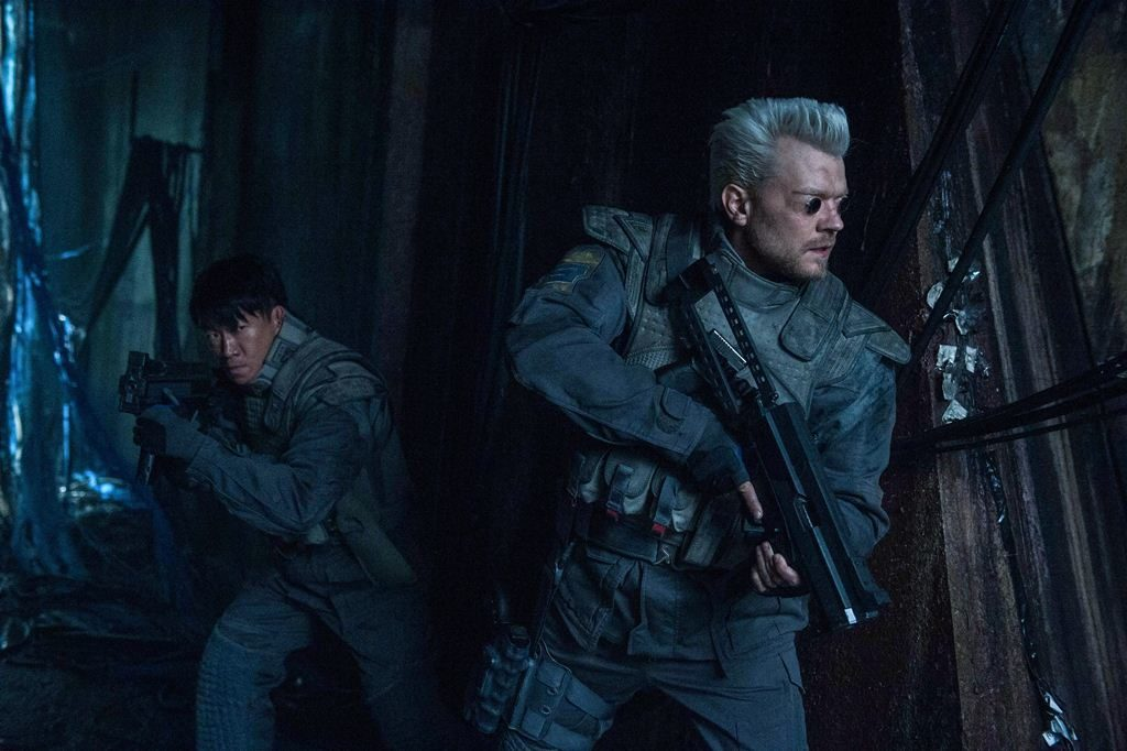 ghost in the shell, pilou asbæ, chin han, batouk,