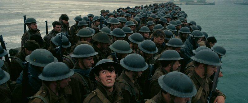 Dunkierka, Dunkirk, Christopher Nolan, Tom Hardy, Harry Styles, Hans Zimmer, Cillian Murphy, Mark Rylance, Fionn Whitehead, wojna