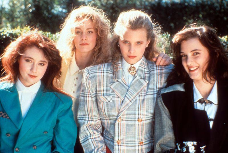 Heathers, Śmiertelne zauroczenie, Winona Ryder, Christian Slater, Michael Lehmann, Kim Walker, szkoła