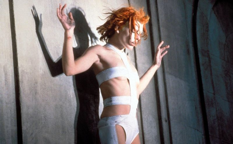 fifth element, piąty element, milla jovovich, luc besson, science fiction, s-f, costume, halloween, leeloo
