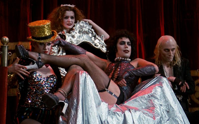 Rocky Horror Picture Show, Frank-N-Furter, Tim Curry, Susan Sarandon, Jim Sharman, Richard O'Brien, Barry Bostwick, musical, horror
