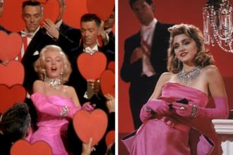 Mężczyźni wolą blondynki, Gentlemen Prefer Blondes, Howard Hawks, Marilyn Monroe, Jane Russell, Charles Coburn, to nie o tym, to nie o tym blog, musical, komedia
