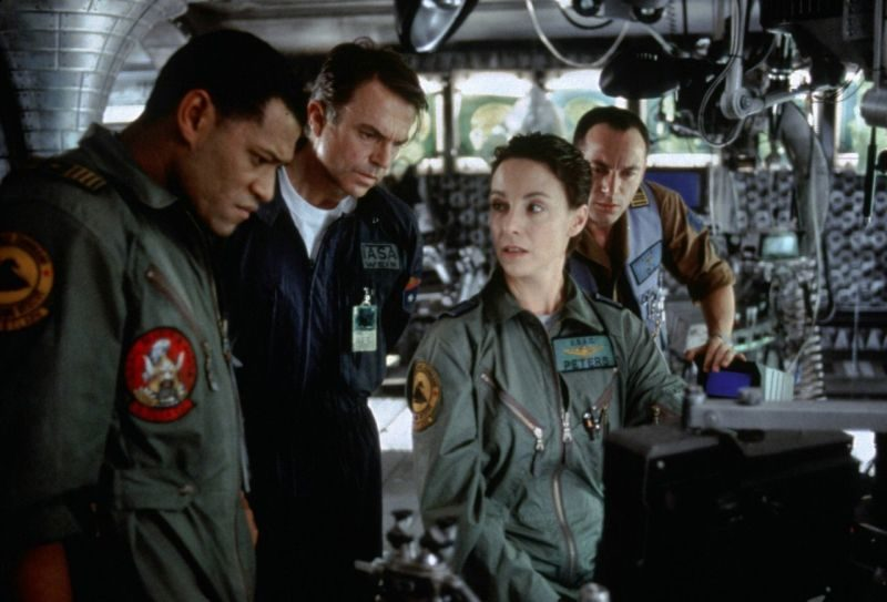 Sam Neill, Ukryty wymiar, Event Horizon, to nie o tym, tonieotym