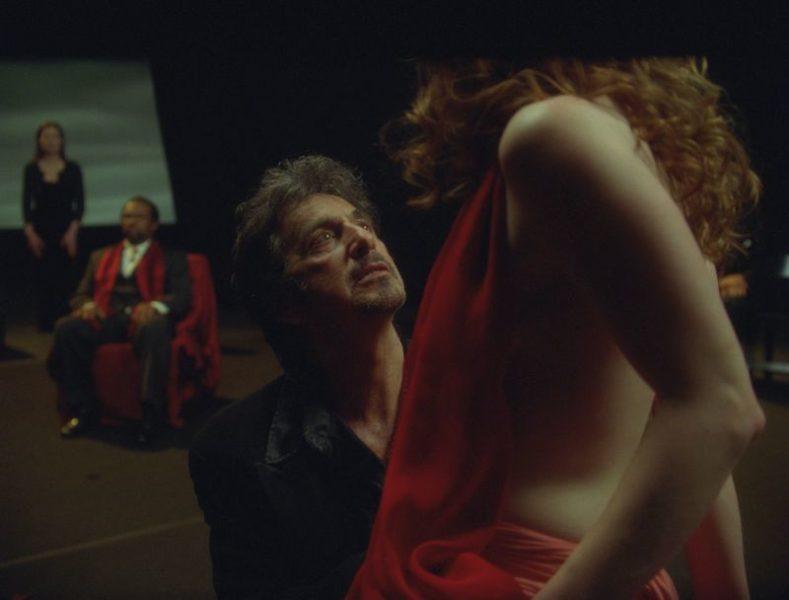 Al Pacino, Jessica Chastain, Salome, teatr, Oscar Wilde, Wilde Salome, Joe Roseto, Kevin Anderson, Psychologia miłości