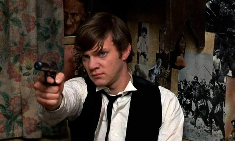 Jeżeli, If, Lindsay Anderson, Malcolm McDowell, szkoła, Złota Palma