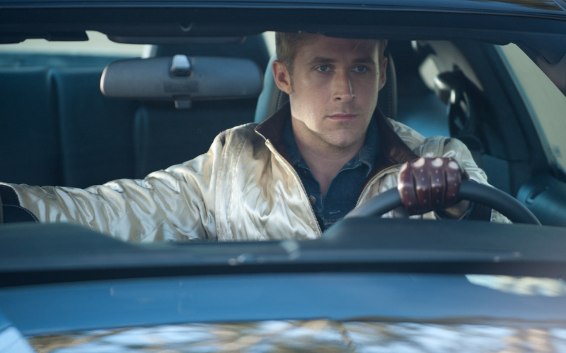 Drive, Ryan Gosling, Carey Mulligan, Oscar Isaac, Nicolas Winding Refn, samochody, pościg, Walter Hill, Ryan O'Neal, Bruce Dern, Isabelle Adjani, Złota Palma, Kavinsky