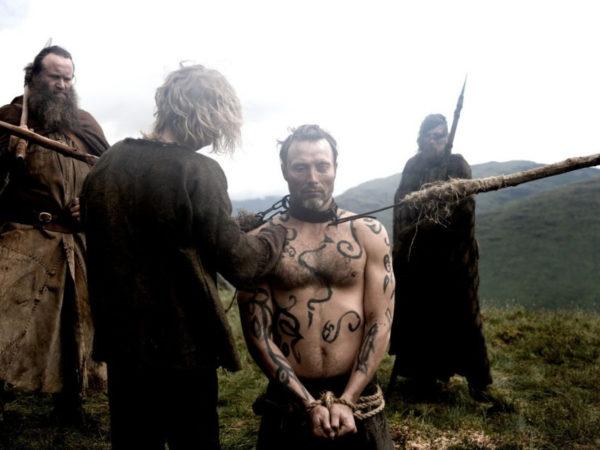 Valhalla, Valhalla Mroczny wojownik, Valhalla Rising, Nicolas Winding Refn, Mads Mikkelsen, wikingowie, krucjata