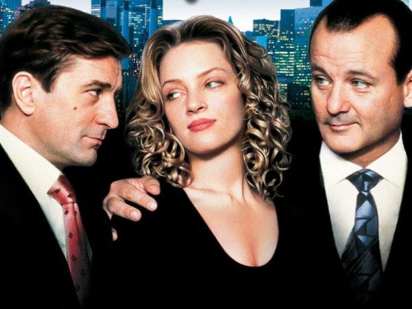 Dziewczyna gangstera, Mad Dog and Glory, Robert De Niro, Uma Thurman, Bill Murray, David Caruso, komedia, John McNaughton, to nie o tym, tonieotym