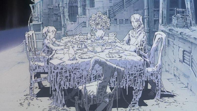 Memories, Magnetic Rose, Koji Morimoto, animacja, anime, japonia, kosmos, miłość, złamane serce