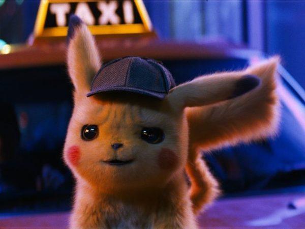 Pokemon, Detektyw Pikachu, komedia, pokemon, Rob Letterman, Ryan Reynolds, Justice Smith, Kathryn Newton, Ken Watanabe, Bill Nighy