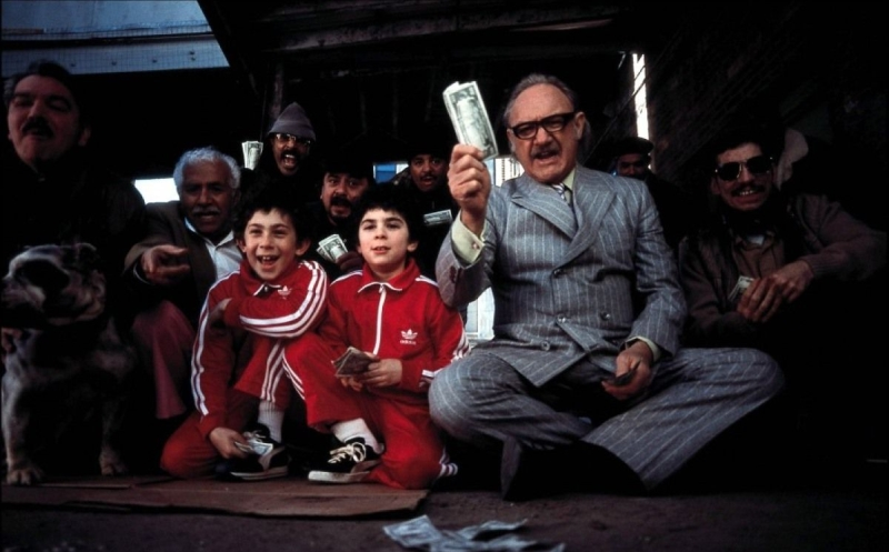 Genialny klan, The Royal Tenenbaums, Wes Anderson, Gene Hackman, Anjelica Huston, Ben Stiller, Gwyneth Paltrow, Luke Wilson, Owen Wilson, Danny Glover, Bill Murray, komedia, dramat, Pagoda, Royal, Eli Cash, to nie o tym