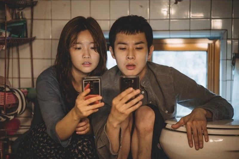Parasite, Gisaengchung, Joon ho Bong, Bong Joon ho, So dam Park, Seon gyun Lee, Yeo jeong Jo, Woo sik Choi, Hye jin Jang, Jaeil Jung, Cannes, dramat, komedia, Korea Południowa