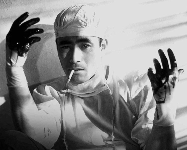Pojedynek w ciszy, Akira Kurosawa, Toshiro Mifune, miłość, związki, złamane serce, to nie o tym, tonieotym