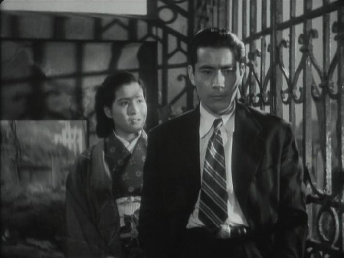 Akira Kurosawa, Toshiro Mifune, Takashi Shimura, Pojedynek w ciszy, Milczący pojedynek, The Quiet Duel, Shizukanaru ketto, koronawirus, syfilis, Japonia